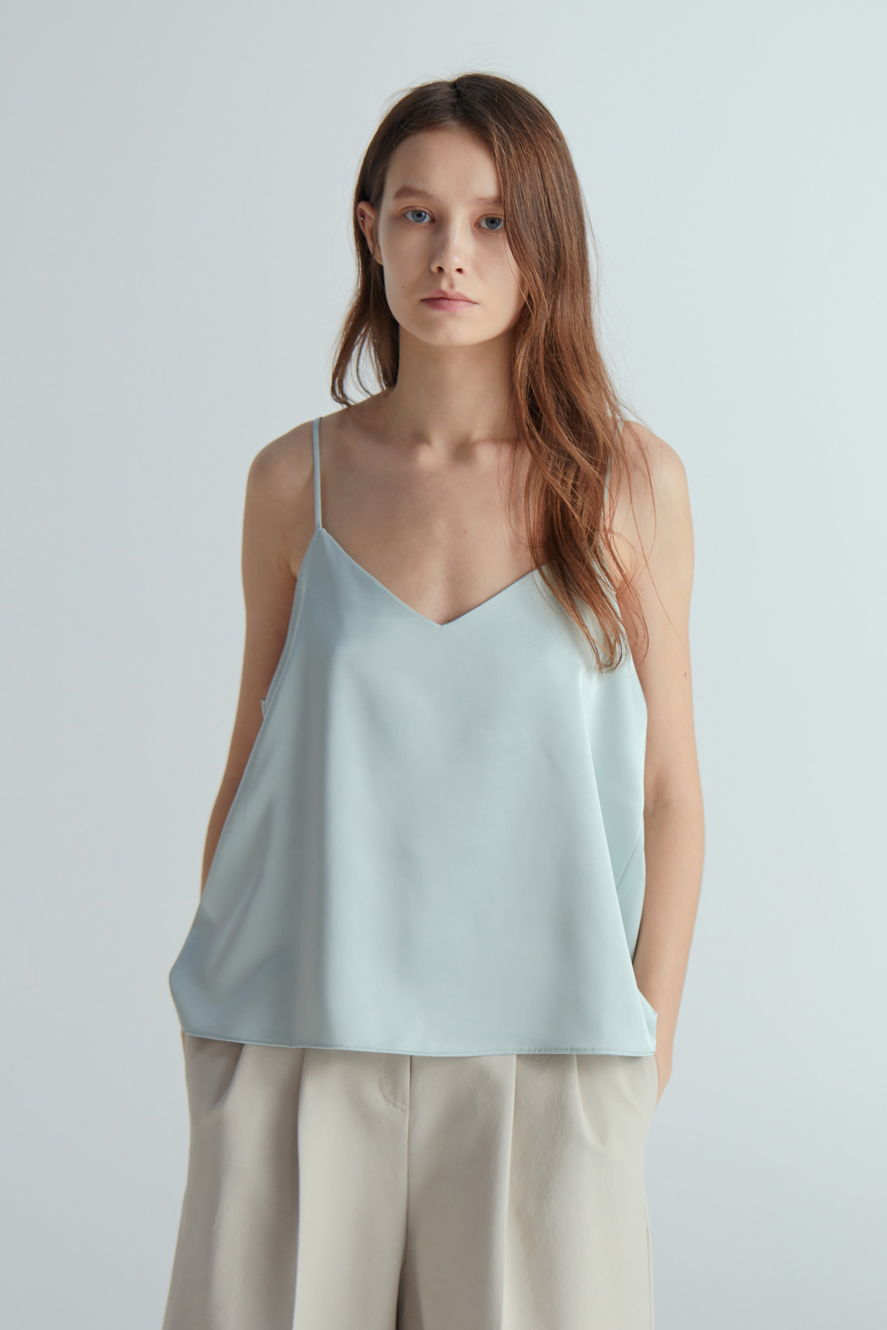 POEM SLEEVELESS (MINT)